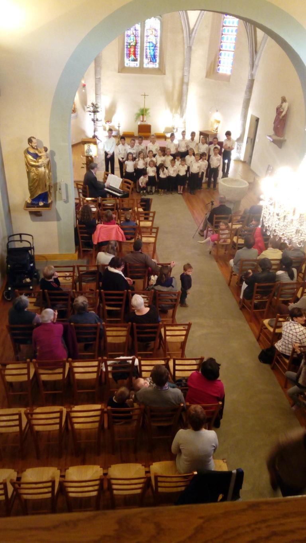 Concert aux Ollières