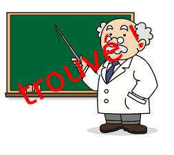 Recherchons prof de mathématiques – collège