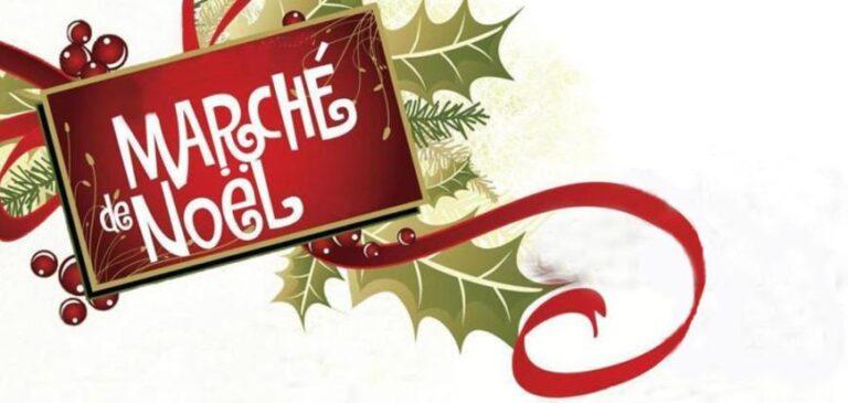 Marché de Noël : 3 et 4 décembre 2021